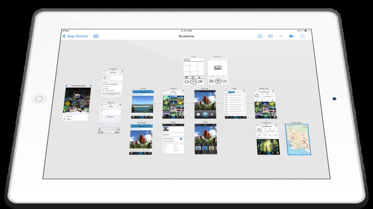 Mobile Apps UI UX Design