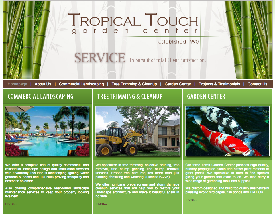 Iblesoft Inc Tropical Touch