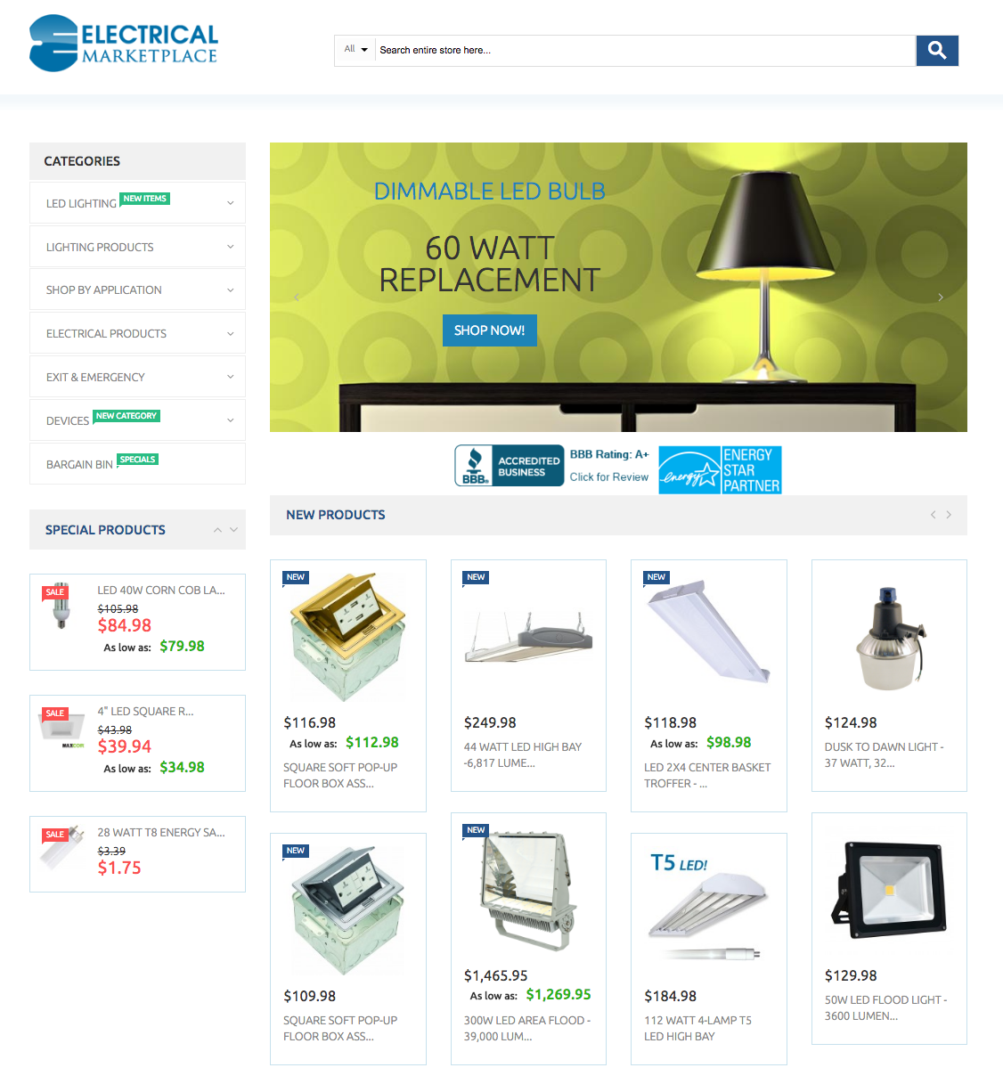 Iblesoft Inc Electrical Marketplace